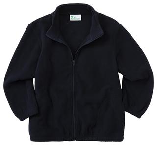 Toddler Zip Front Jacket-Classroom Uniforms