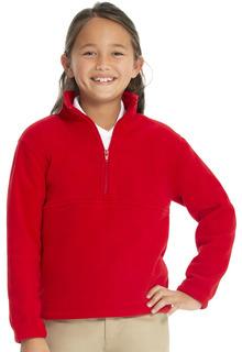 Youth Unisex Polar Fleece Pullover-