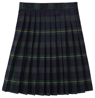 5P5322A Knife Pleat Skirt Model 32-Classroom School Uniforms