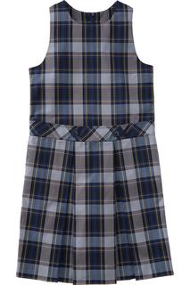 Drop Waist Jumper Model 94-Classroom Uniforms