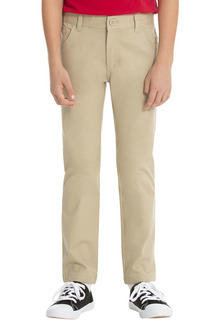 REAL SCHOOL Boys Stretch Skinny Pant-