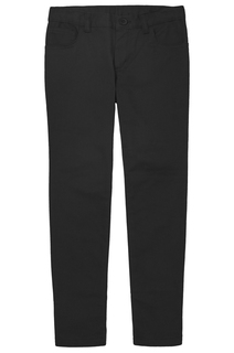 Juniors 5-Pocket Stretch Skinny Pant-Real School Uniforms