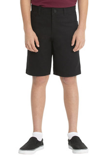 62012AZ 5 PKT STRETCH CITY SHORT-Real School Uniforms