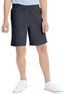 62023 Everybody Pull-on Shorts-Real School Uniforms