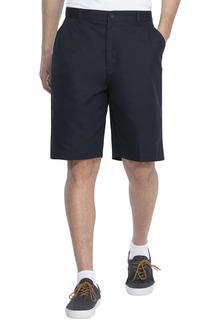 Real School Mens Flat Front Short-Real School Uniforms