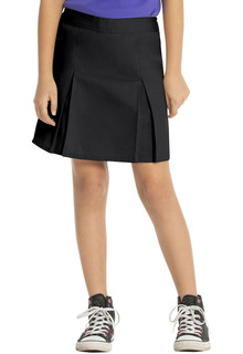 REAL SCHOOL Juniors Pleated Scooter-Real School Uniforms