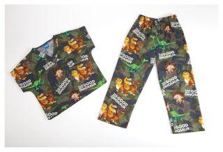 Tooniform Kids Top and Pant Scrub Set-Tooniforms