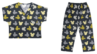 Kids Top and Pant Scrub Set-