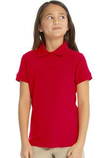 Short Sleeve Fem-Fit Polo-