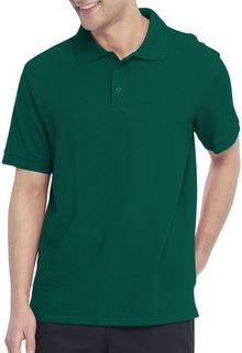 68114 Short Sleeve Pique Polo-Real School Uniforms