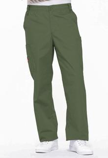 Dickies Medical Mens EDS Signature Mens Zip Fly Pull-On Pant-Dickies