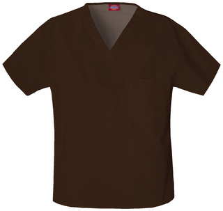 810106 Unisex V-Neck Top-Dickies