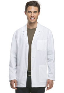 "81404 31"" Mens Consultation Lab Coat-"