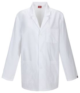 "Dickies EDS Professional Whites 31"" Men's Lab Coat-81404AB-Dickies"