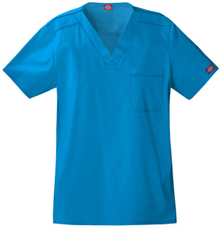 81722 Mens V-Neck Top-Dickies