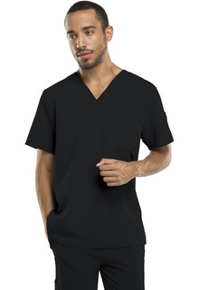 Xtreme Men's V-Neck Scrub Top - 81910-