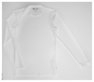 Mens Long Sleeve Crew Neck Shirt-