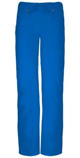 Mid Rise Slim Drawstring Pant-