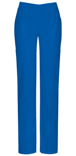 Mid Rise Moderate Flare Leg Pull-On Pant-