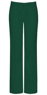 Low Rise Straight Leg Drawstring Pant-Dickies Medical