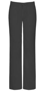 DEAL - Dickies Signature Ladies Low Rise Elastic/Draw Pant - Antimicrobial-Dickies