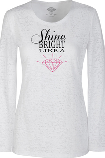 """Shine Bright"" Knit Tee"