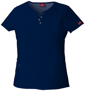82802 Round Neck Top-Dickies