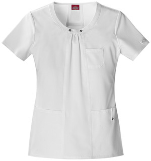 82850 Round Neck Top-Dickies