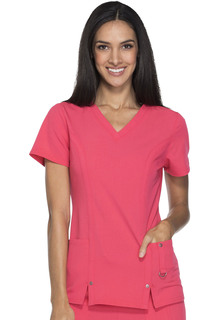 Dickies Xtreme Stretch Women's V-Neck Top-Dickies