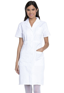 Button Front Dress-Dickies Medical