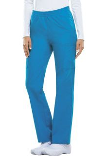 86106 Natural Rise Tapered Leg Pull-On Pant-Dickies Medical