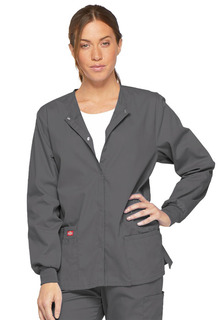 86306 Snap Front Warm-Up Jacket-