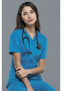 86706 V-Neck Top-Dickies Medical