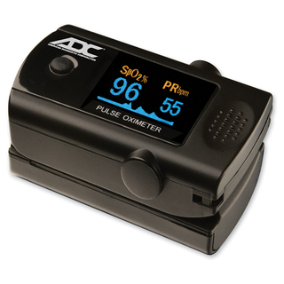 AD2100 Pulse Oximeter Digital Fingertip-