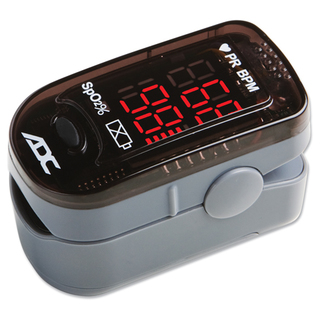 Pulse Oximeter Digital Fingertip-ADC