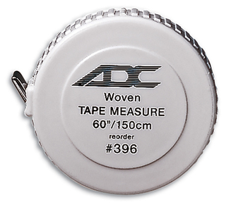Woven Tape Measure Standard-ADC