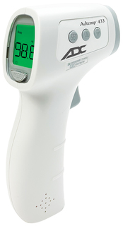 Non-Contact Infrared Thermometer-ADC