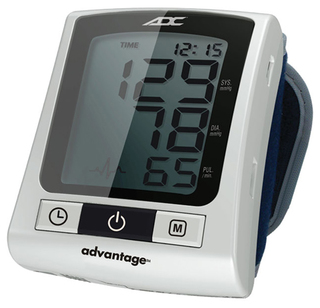 Advantage Wrist Digital BP Monitor-