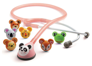 Platinum Pediatric W/AFD Technology Stethoscope-ADC