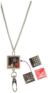 6pack of Magnetic Tile ID Necklace-BooJee