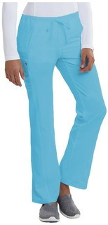 CA100 Low Rise Straight Leg Drawstring Pant-Careisma
