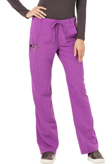 CA100 Low Rise Straight Leg Drawstring Pant