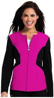 CA302 Zip Front Jacket-Careisma