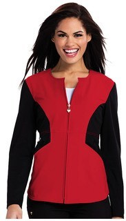 Careisma Contrast Zip Front Jacket -CA302 -Careisma