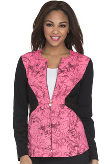 CA304 Zip Front Jacket-Careisma