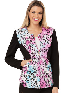 CA304 Zip Front Jacket