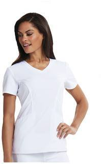 CA601 V-Neck Top-Careisma