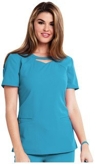 CA602 Round Neck Top