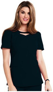 CA602 Round Neck Top-Careisma