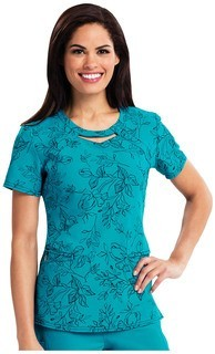 CA602X15 Round Neck Top-Careisma